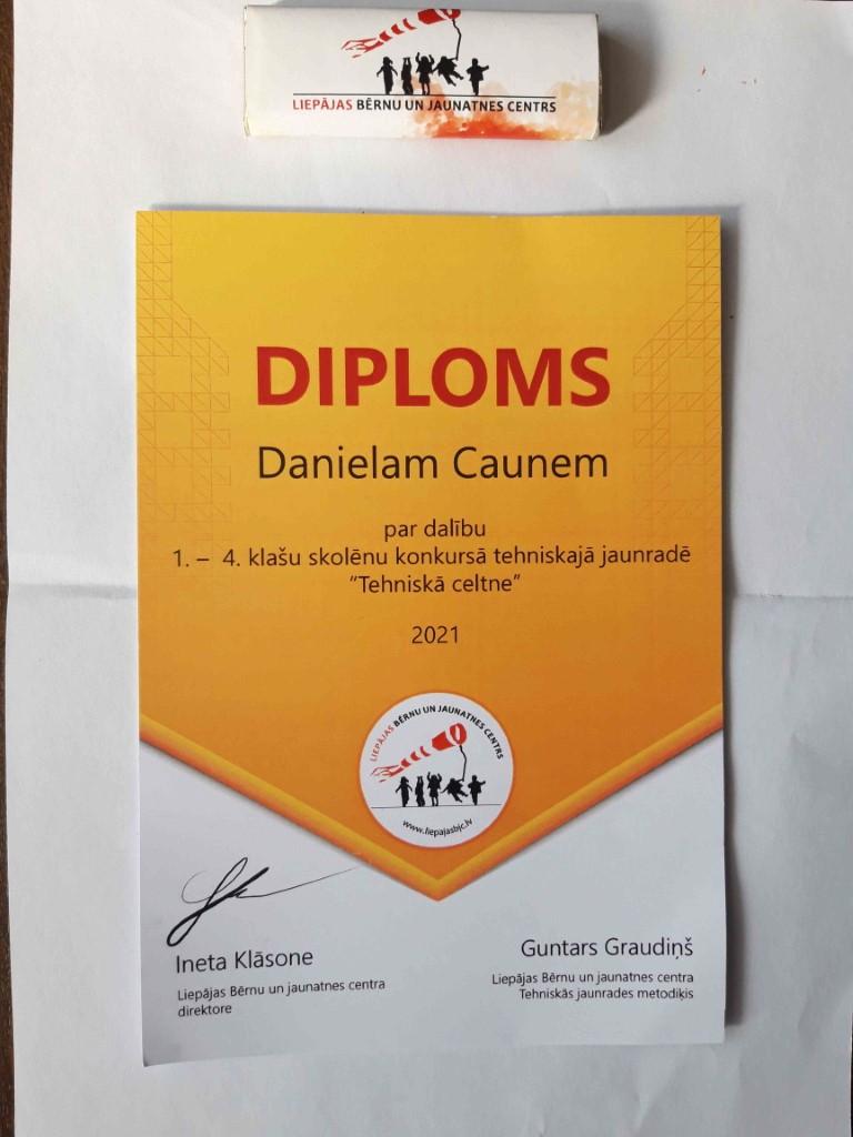 Danielam Caunem