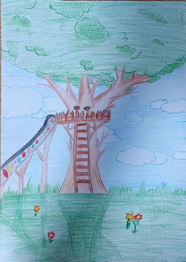 Sintija Kārkliņa koks